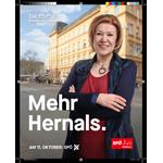 Wahlfolder Bezirk Hernals